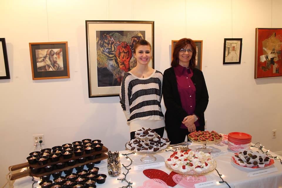 Art of Desser 2014 - Newark Arts Alliance - Delaware