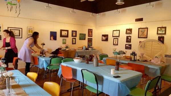 Rent Our Space - Newark Arts Alliance - Delaware