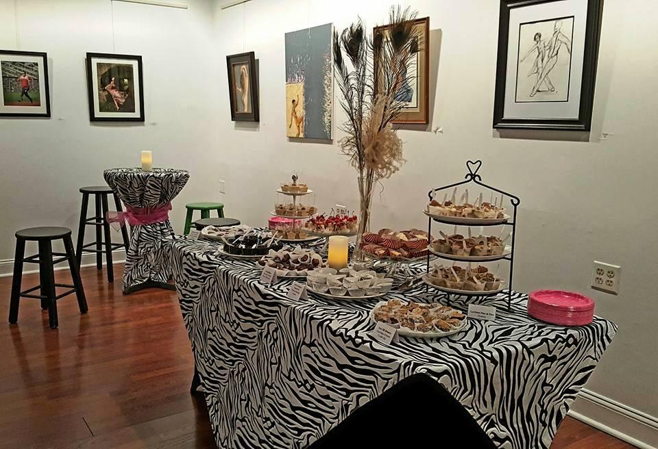 Art of Dessert 2018 - Newark Arts Alliance - Delaware