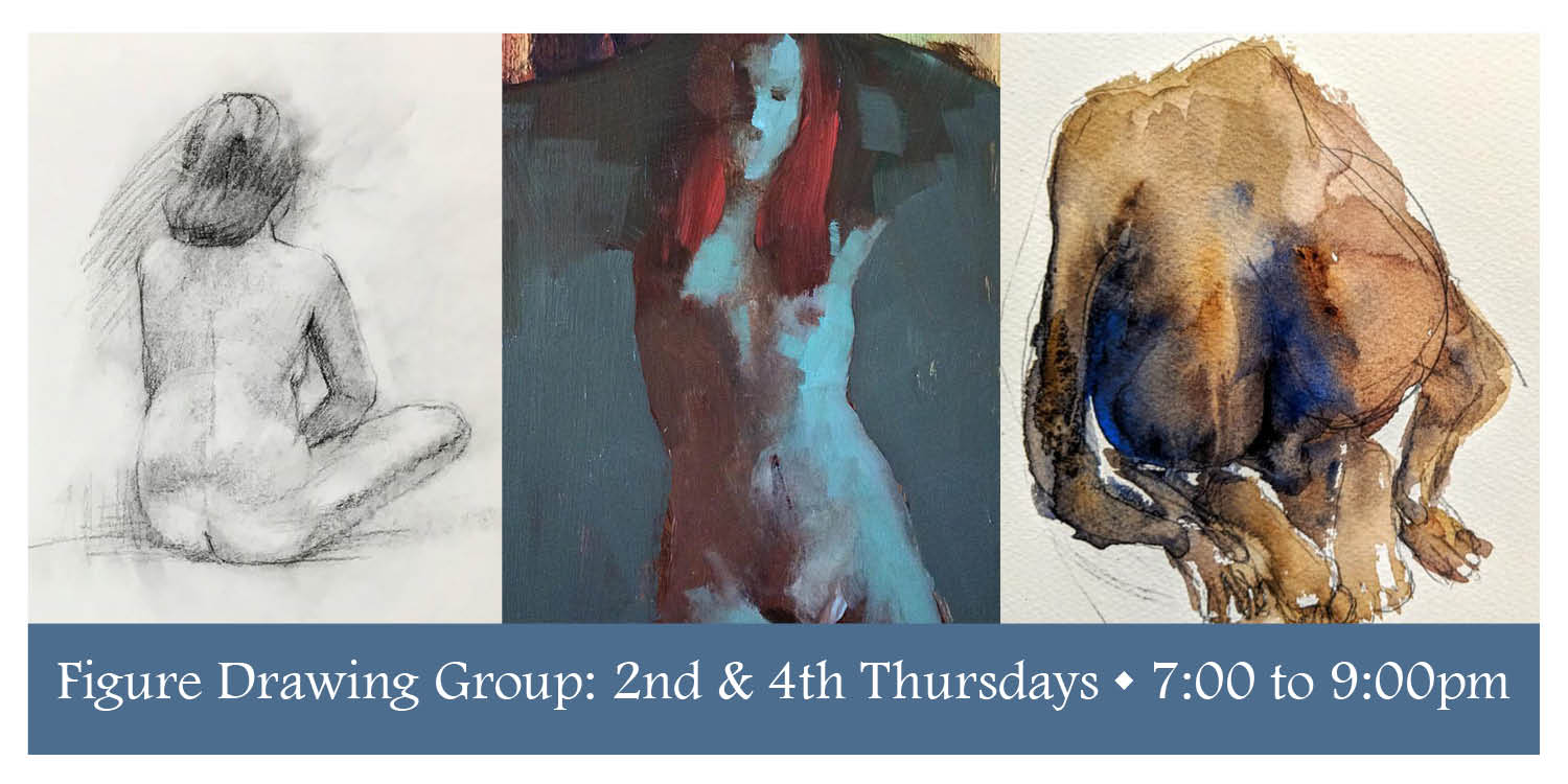 Figure Drawing Group - Newark Arts Alliance - Delaware