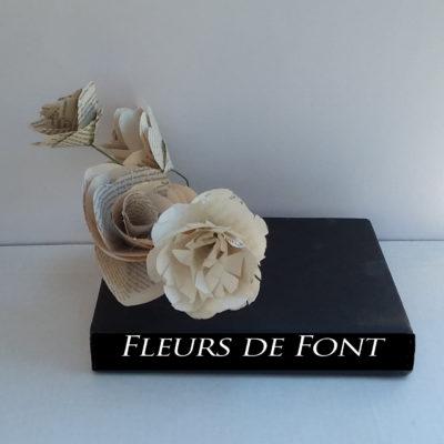 Fleur de font