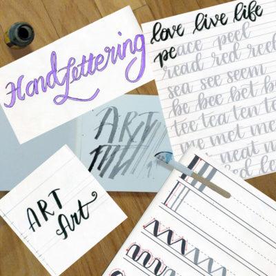 Modern Calligraphy Promo Insta