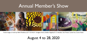 Annual Members Show 2020 - Newark Arts Alliance