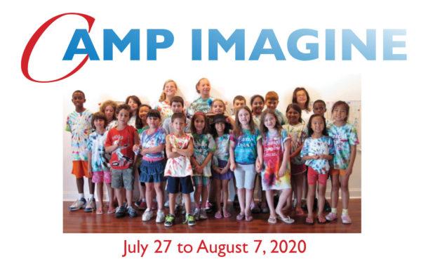 Camp Imagine 2020 - Newark Arts Alliance
