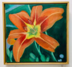 """""""Day Lily"""" by Paul Persak, mixed media, $125"""
