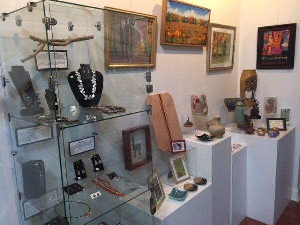 Members Gallery Shop - Newark Arts Alliance