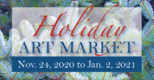 Holiday Market 2020 - Newark Arts Alliance - Delaware Art