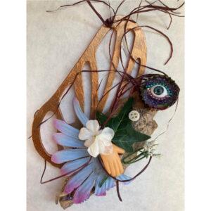Hegedus_Debbie Butterfly Eye Ornament