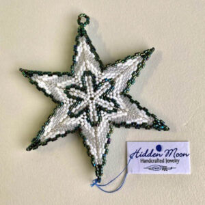 Hornor_Karen Star Ornament