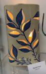Leaf Lantern by Pamela Floyd