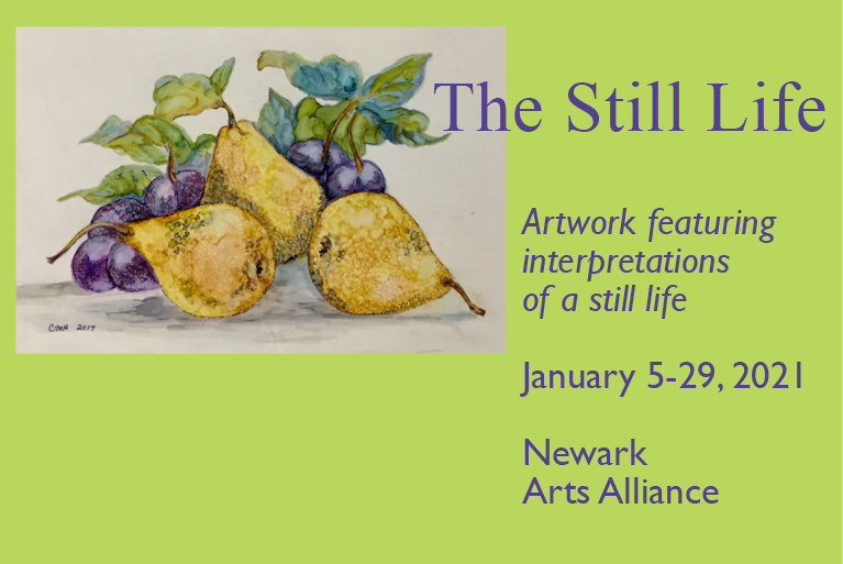 Still Life Promo 2021 - Newark Arts Alliance